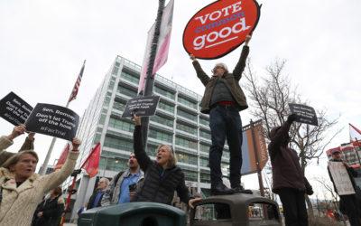 KSL News – Organizations call on Utah senators to ensure fair impeachment trial