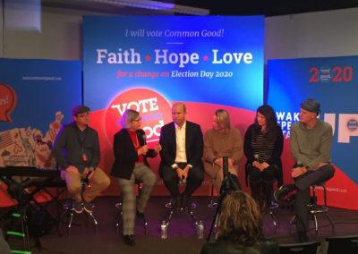 Faith, Politics, and the Common Good (Presidential Forum Part 3)