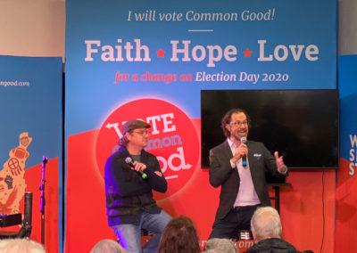 Faith, Politics, and the Common Good (Summit Session 4)