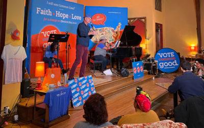 Southwest Journal – Kingfield pastor rallies evangelicals to vote against Trump