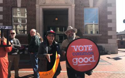 UPI – Progressive Christian group tours U.S. to challenge Trump re-election