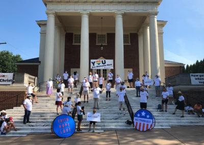 Walk the Walk 2020: Charlottesville