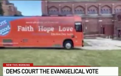 Local Fox Affiliates – Dems Court the Evangelical Vote