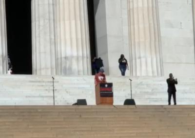 Walk the Walk 2020: Doug Pagitt's Speech from Lincoln Memorial