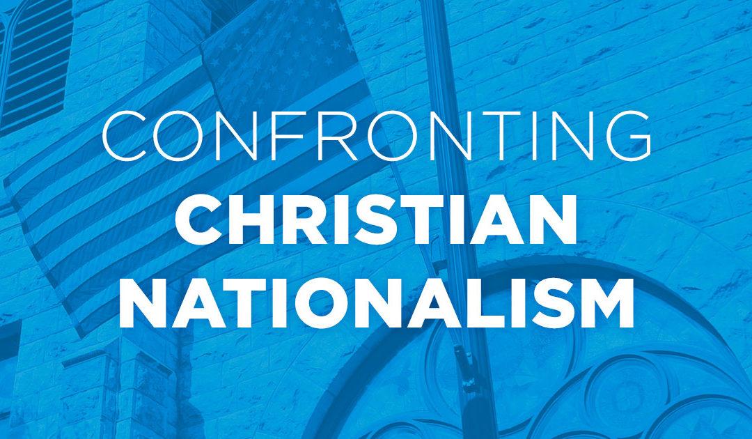 NPR – Faith Leaders Speak Out Against Christian Nationalism